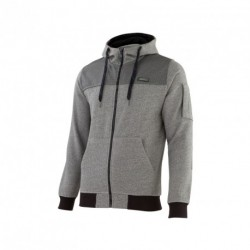 Dynamic Work Hooded Zip Sweatshirt