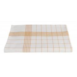 Droogdoek voor glazen linnen & katoen