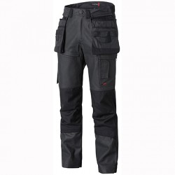 Pantalon FAMOUS FORCE version CONFORT Denim enduit