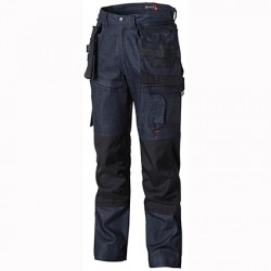 Pantalon FAMOUS FORCE version HARD Denim cordura