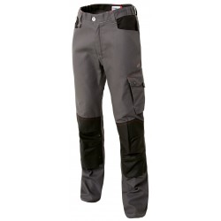B-strong trousers with kneepads