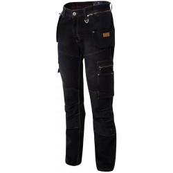 DENIM Kneepad Jeans with Holster Pockets