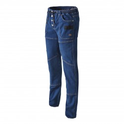DENIM Flannel Trousers