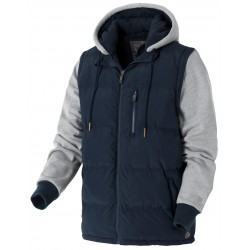 MIX & MATCH Quilted Jacket