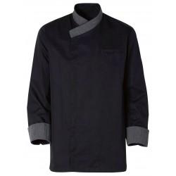 Negro chaqueta Exalt'S