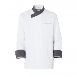 White cooking jacket Exalt'S
