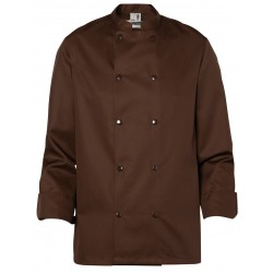 Brown jacket (long sleeves)