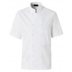 Short sleeved Chef's Jacket
