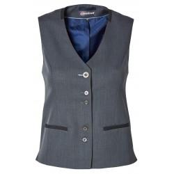 FIT'N BLUE Women's Service Waistcoat