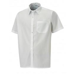 Camisa de camarero Mangas cortas