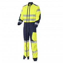 Combinaison double glissière Luklight Entretien Industriel