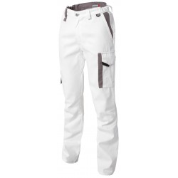 White & Pro trousers