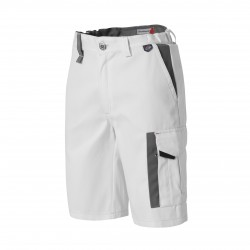 White & Pro shorts