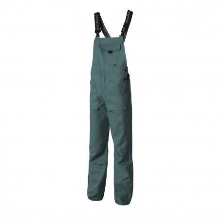 recherche de liquidation ramassé vraie qualité Cotte bretelles optimax nd cp : vêtements professionnels ...