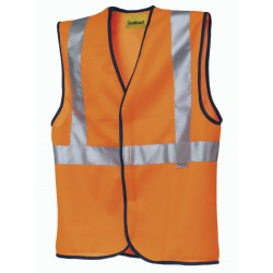 High visibly waistcoat