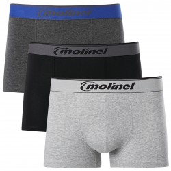 BOXERS - PACK OF 3