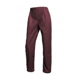 Pantalons/pantacourts femme VICTOR Prune