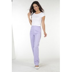 Pantalons/pantacourts femme VICTOR Parme
