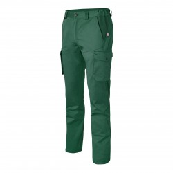 Pantalon multipoches Overmax