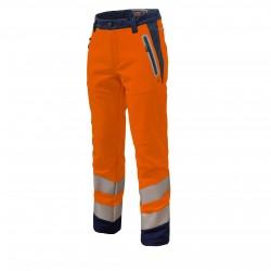 Pantalon softshell Luklight Intempéries HV
