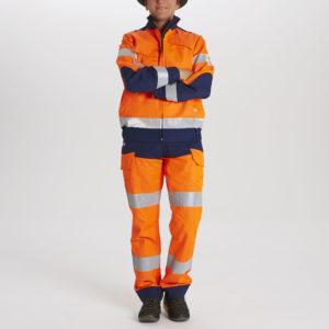 gamme femme luklight orange